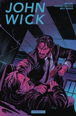 John Wick Volume 1 HC