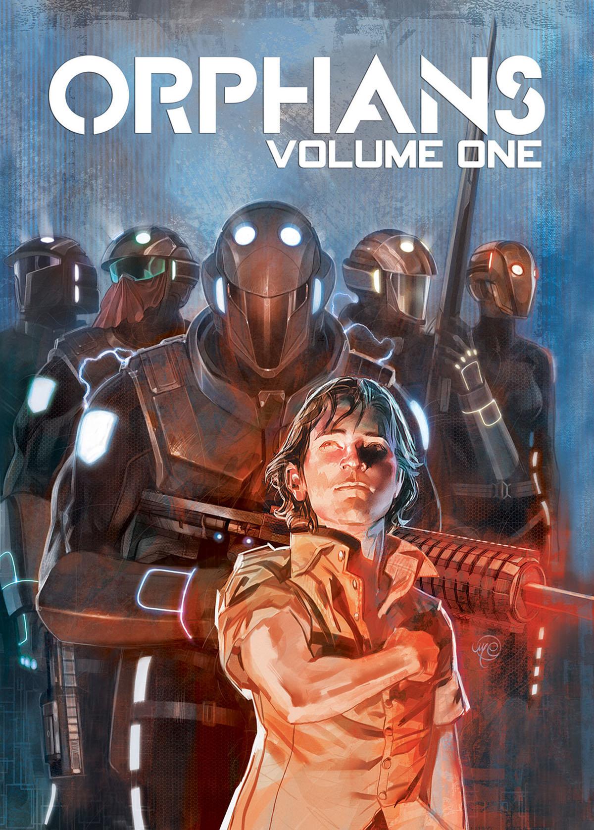 Orphans Volume 1 TP