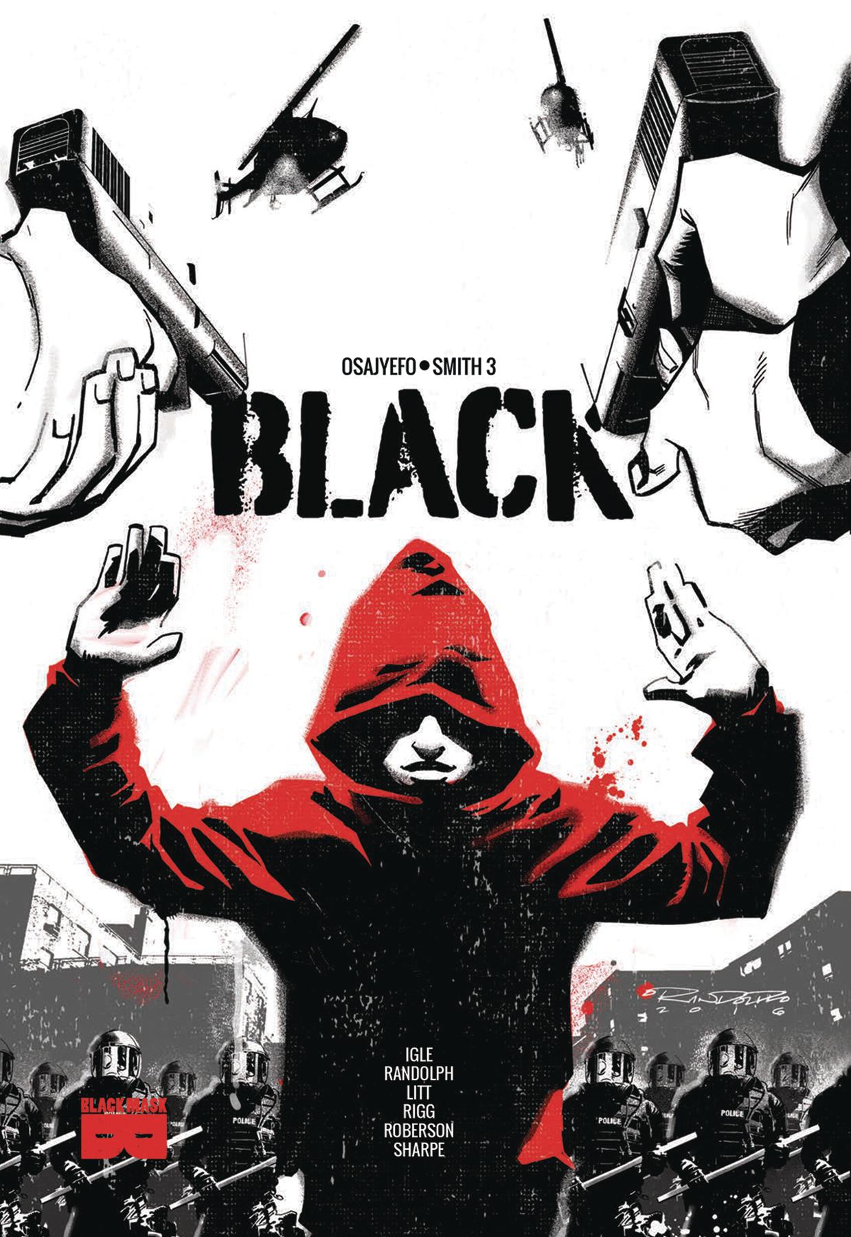Black Volume 1 HC (MR)