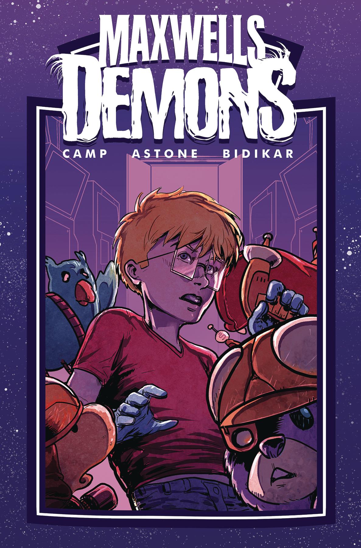 Maxwells Demons Volume 1 TP (MR)