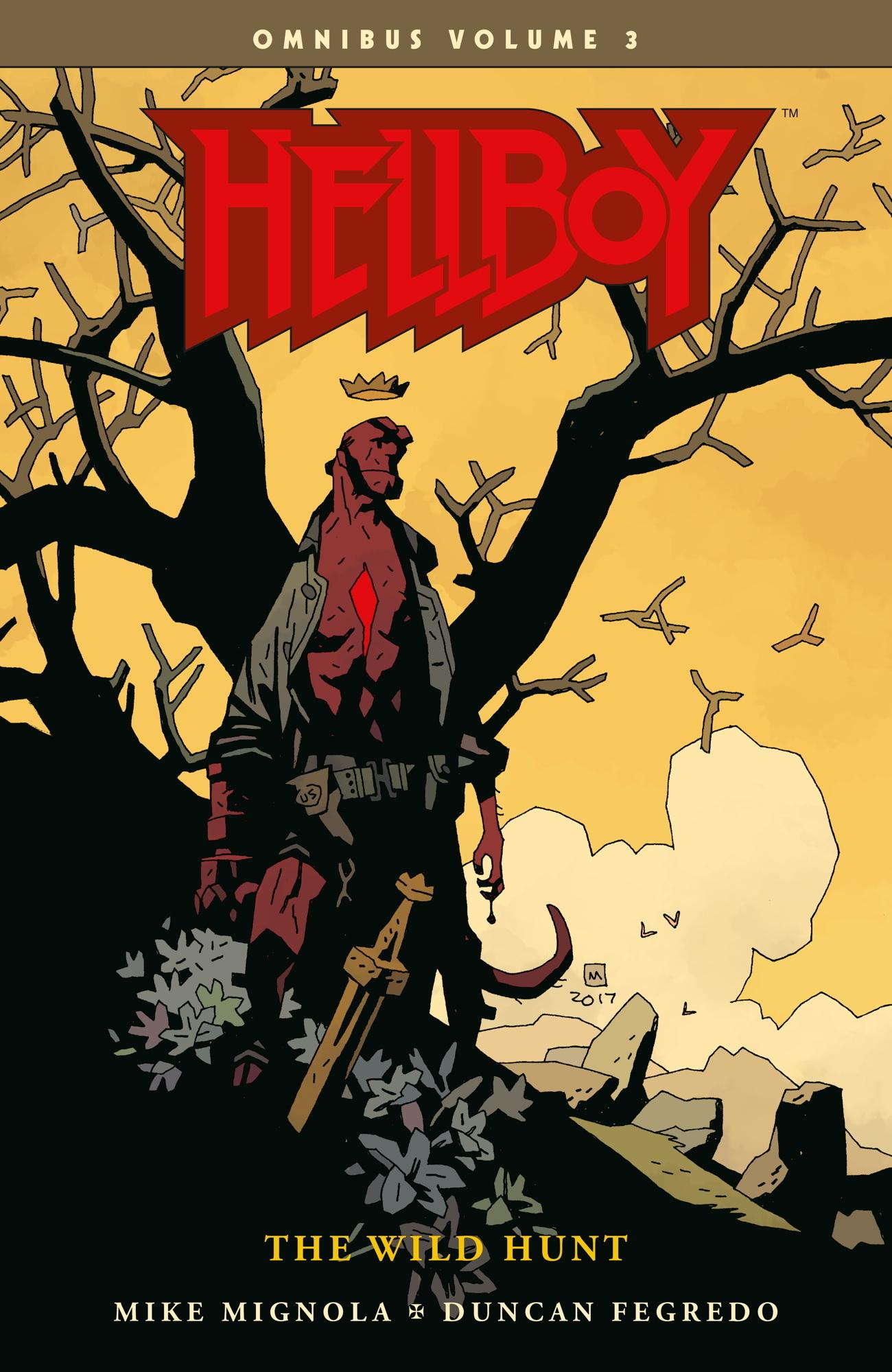 Hellboy Omnibus Volume 3: The Wild Hunt TP