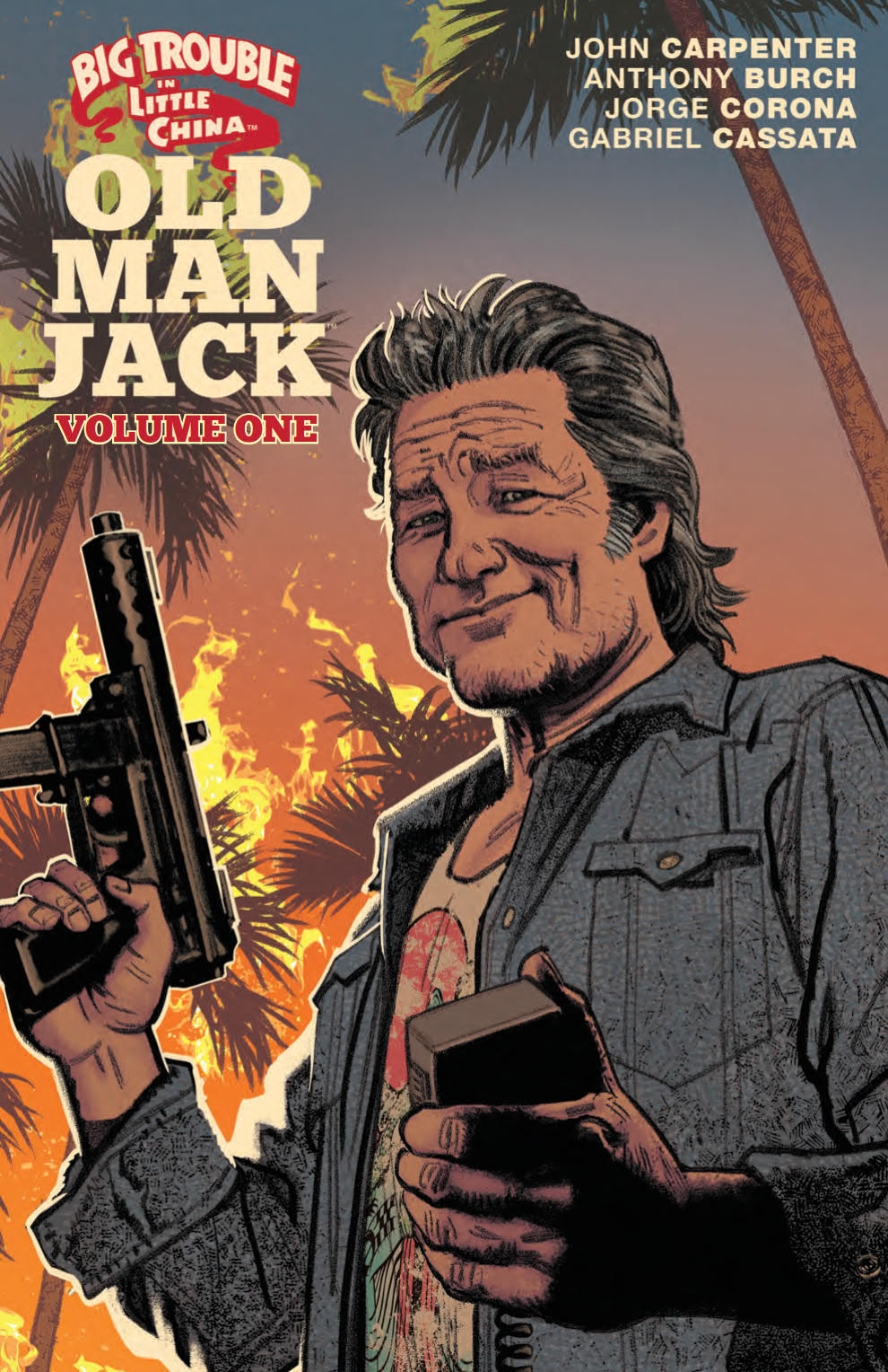 Big Trouble in Little China: Old Man Jack Volume 1 TP