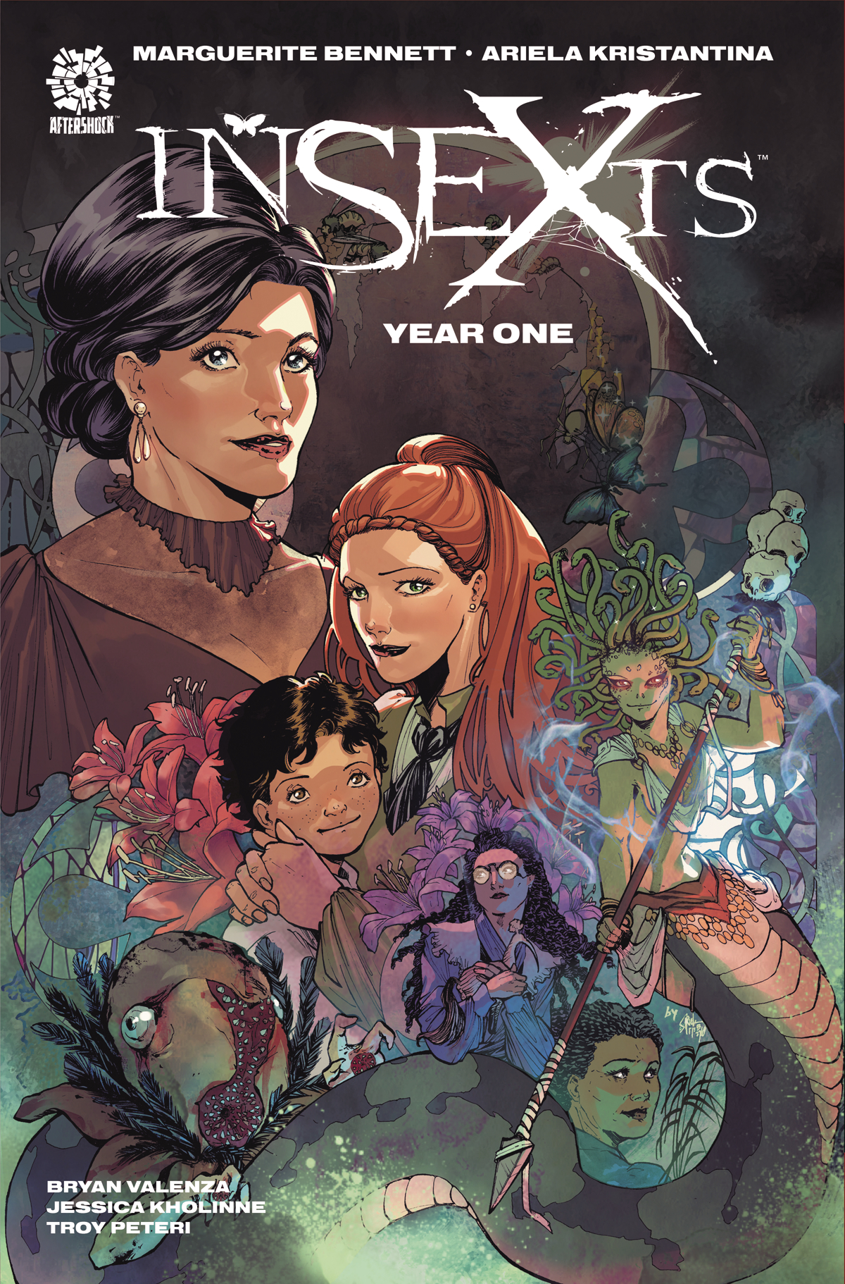 Insexts: Year One HC