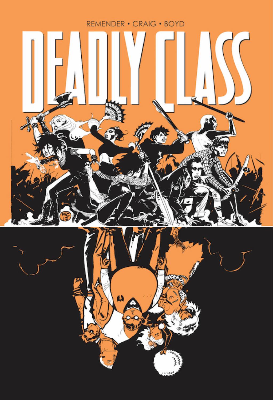 Deadly Class: Volume 7: Love Like Blood TP (MR)
