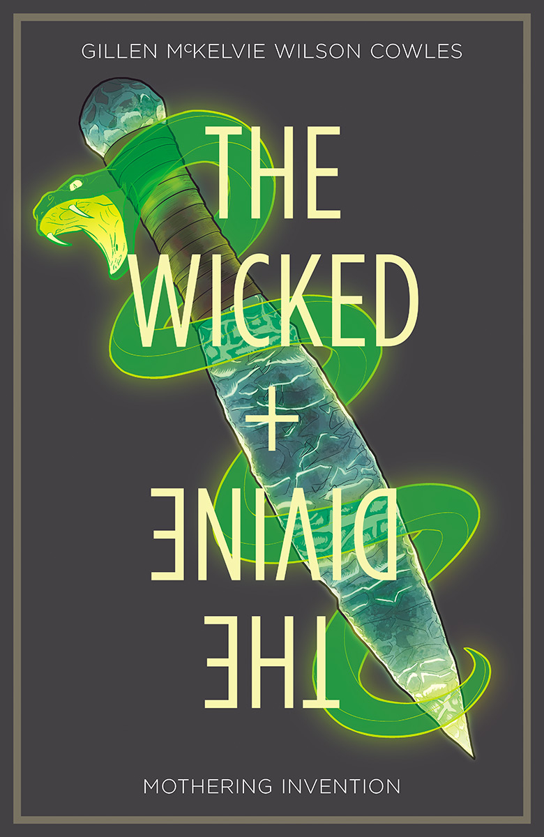 The Wicked and The Divine: Volume 7: Mothering Intention TP (MR)