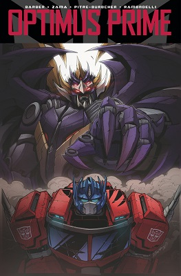 Transformers: Optimus Prime: Volume 4 TP