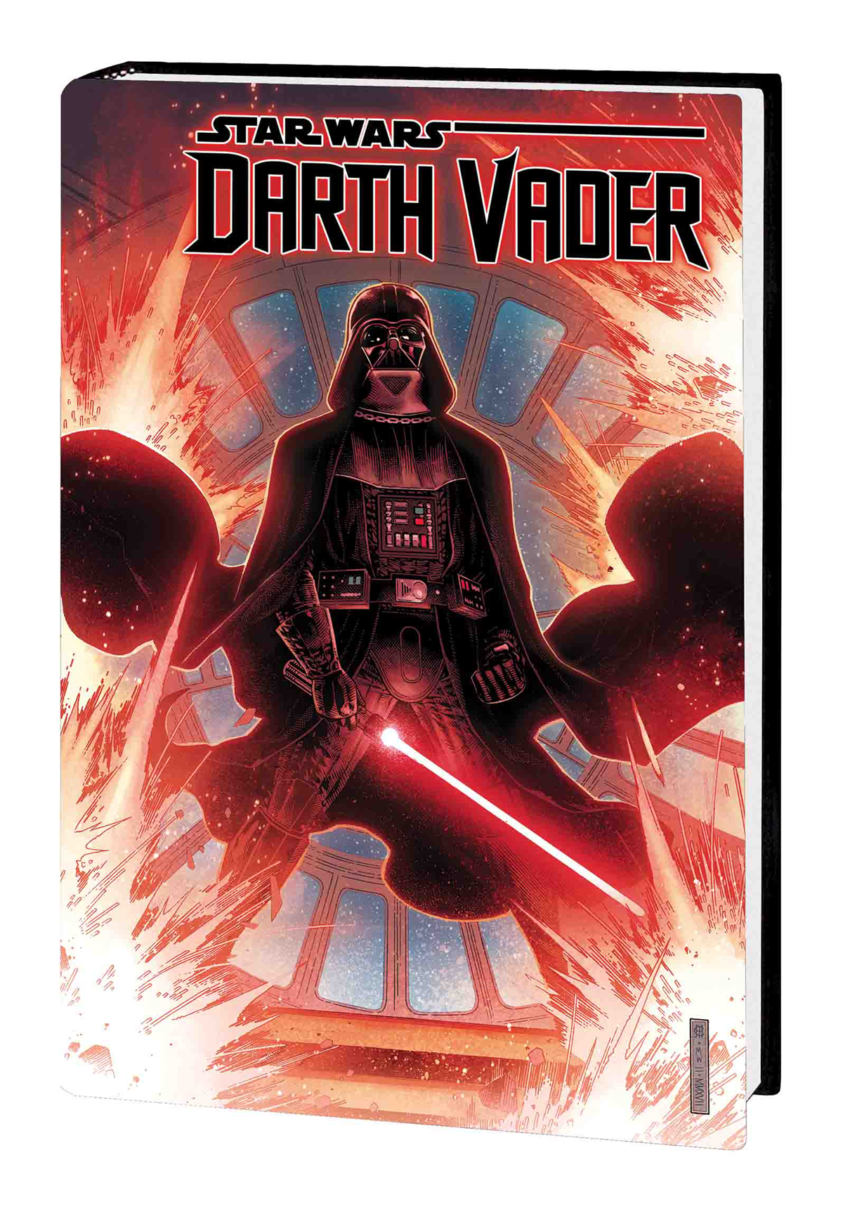 Star Wars Darth Vader (2017) Volume 1: Dark Lord of the Sith HC