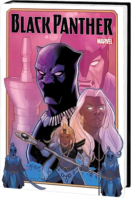 Black Panther: Volume 2 : Avengers of the New World HC