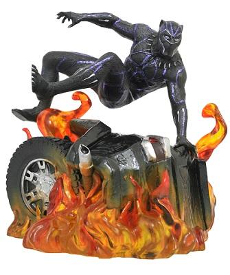 Marvel Gallery: Black Panther Movie: Black Panther V2 PVC Figure