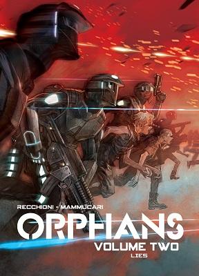 Orphans Volume 2 TP