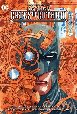 Batman: Gates of Gotham HC