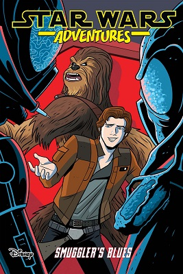 Star Wars Adventures: Volume 4: Smugglers Blues TP