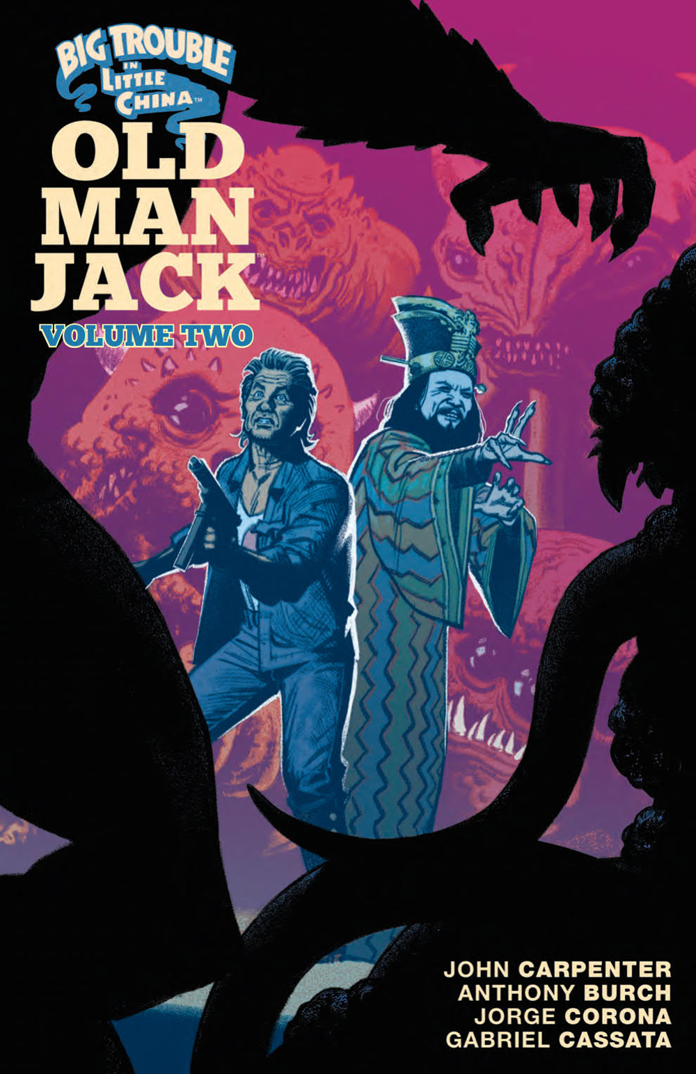 Big Trouble in Little China: Old Man Jack Volume 2 TP