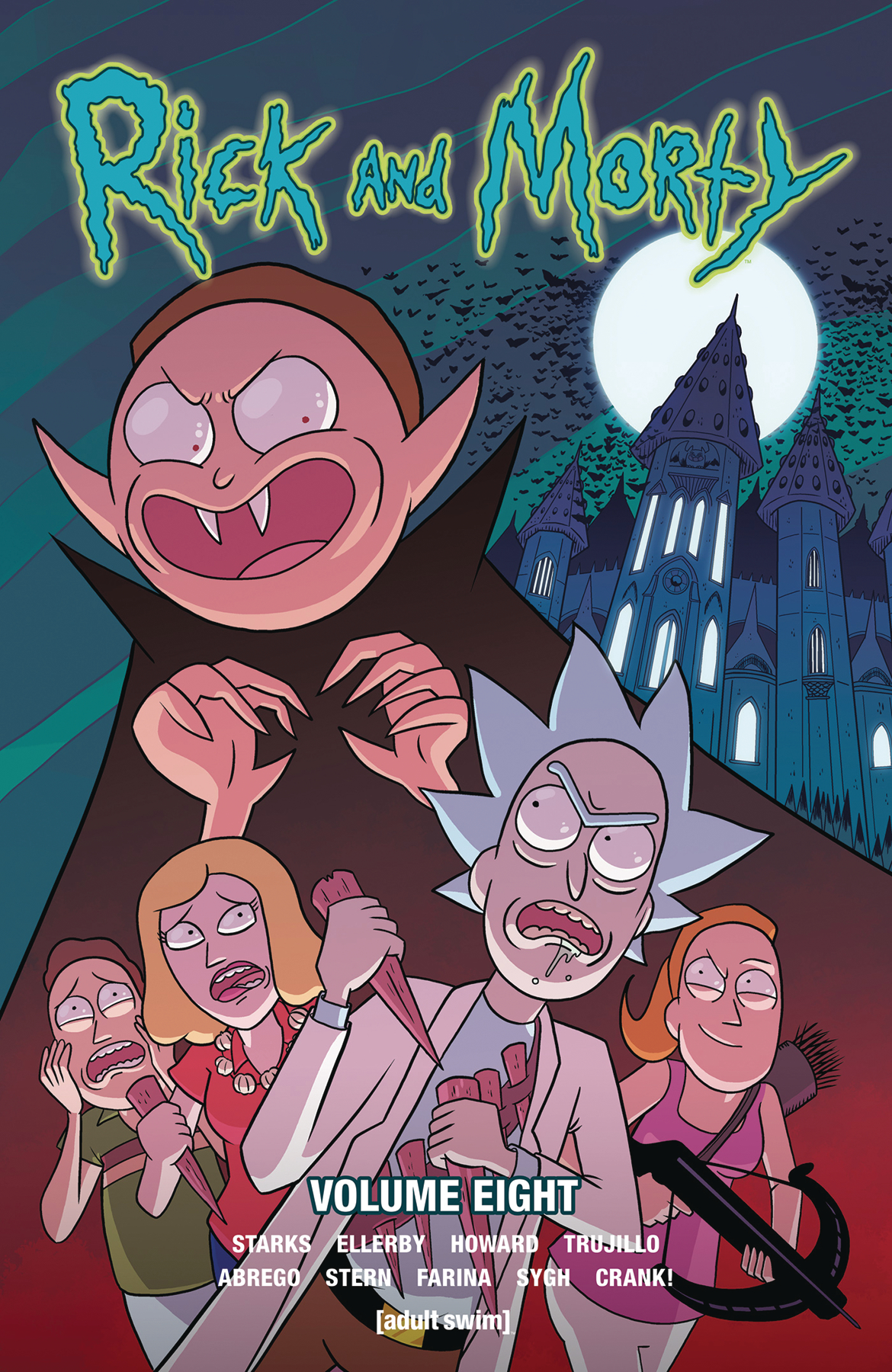 Rick and Morty Volume 8 TP