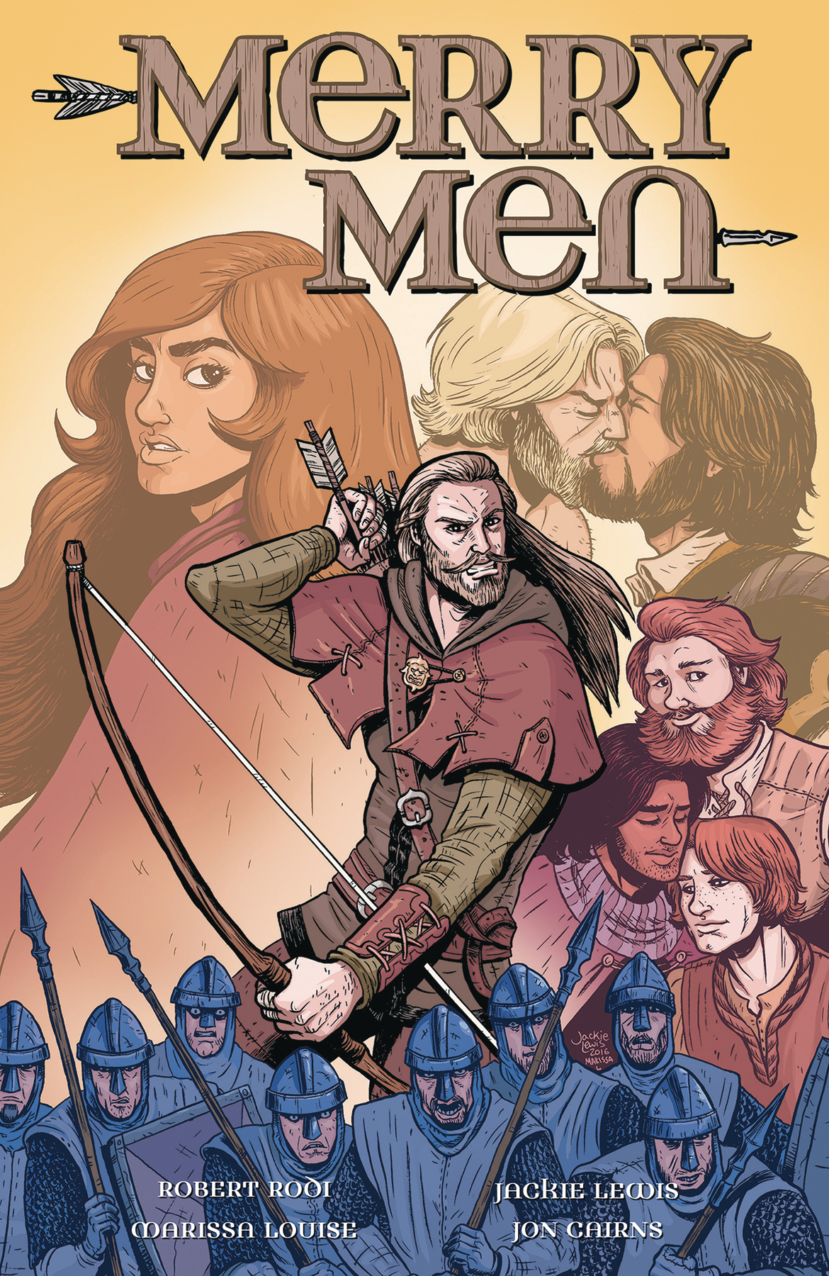 Merry Men Complete Collection TP
