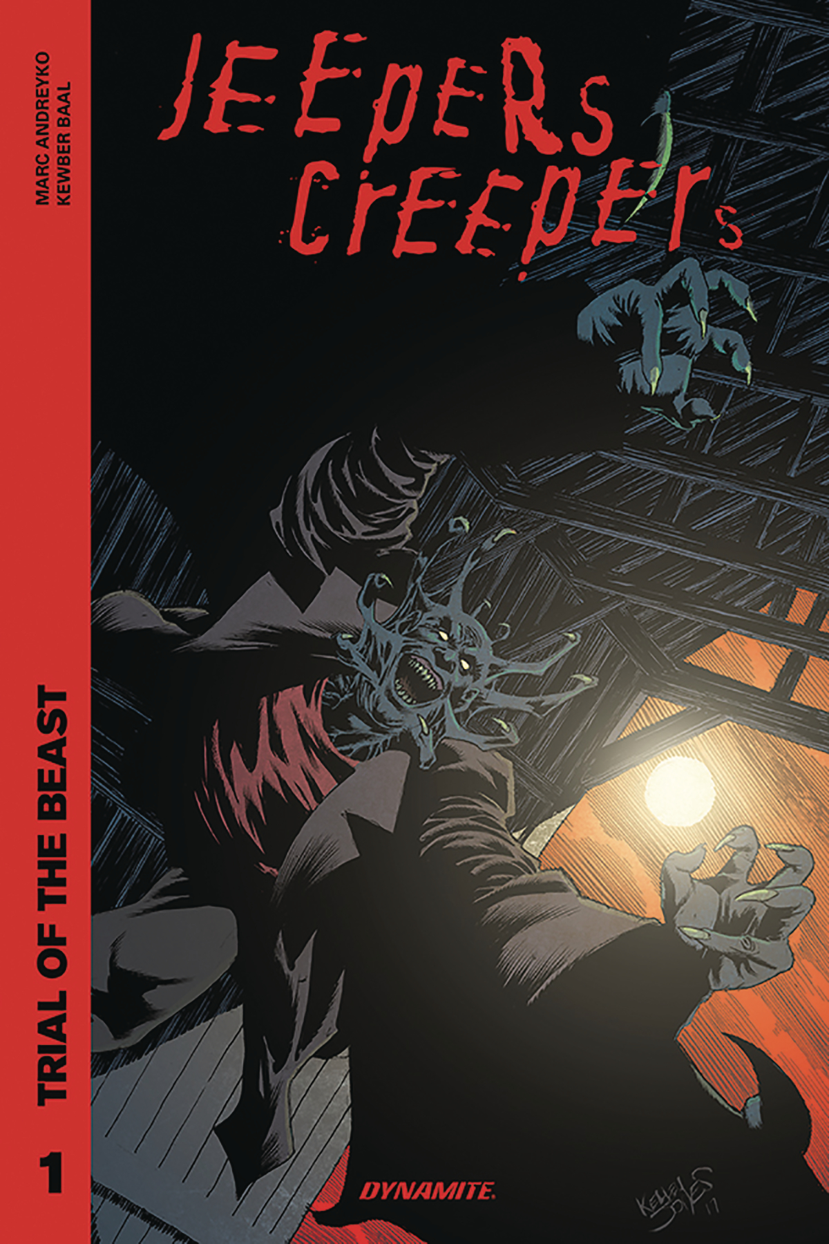Jeepers Creepers Volume 1: Trail of the Beast