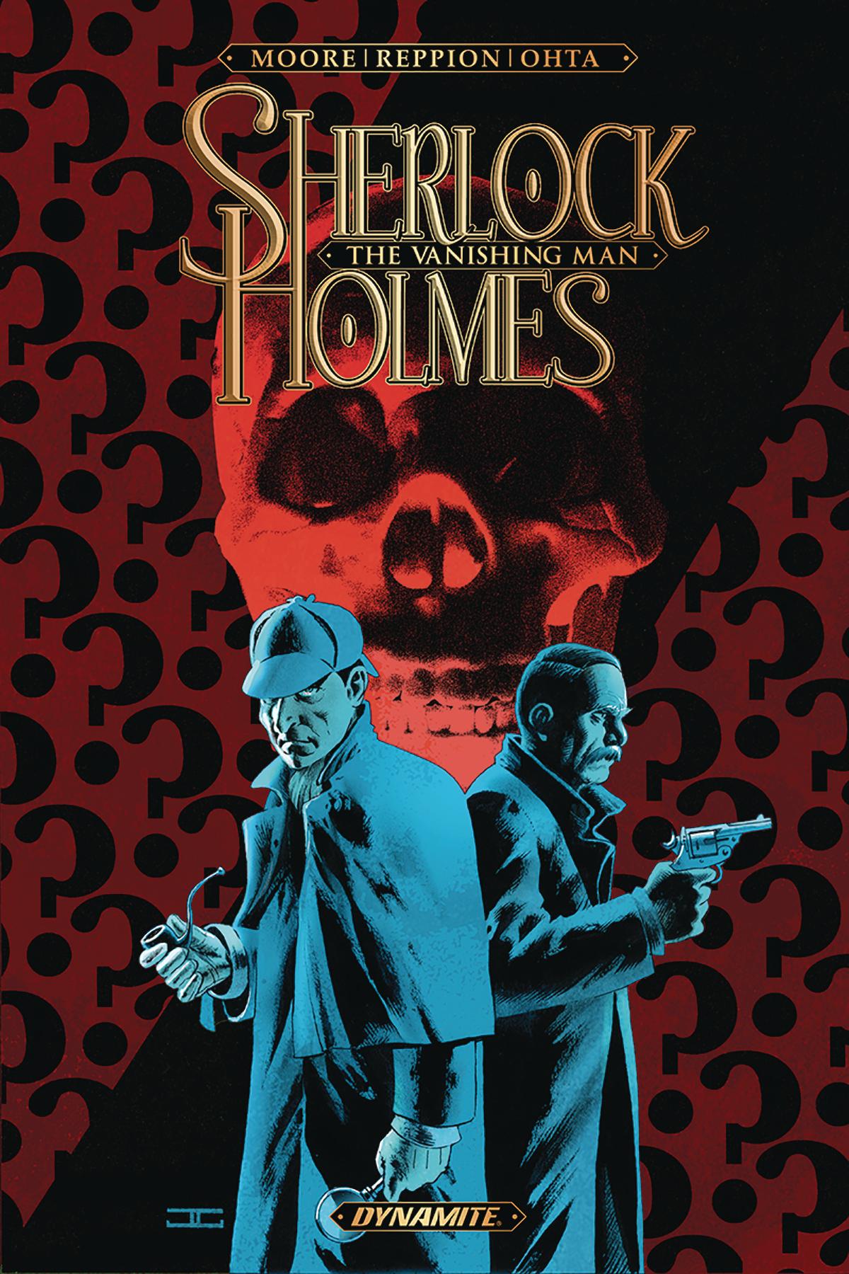 Sherlock Holmes: Vanishing Man TP