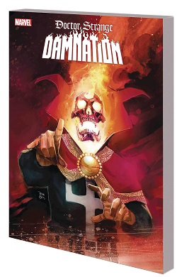 Doctor Strange: Damnation (Issues 1-4) TP