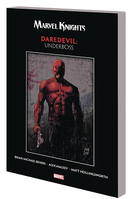 Marvel Knights: Dardevil: Underboss TP
