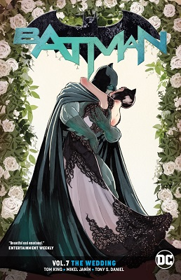 Batman: Volume 7: The Wedding TP