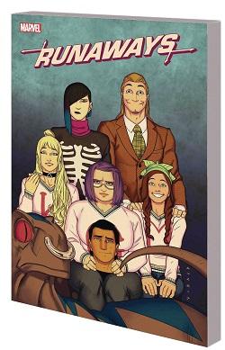 Runaways Volume 2: Best Friends Forever TP