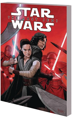 Star War: The Last Jedi Adaptation TP (Marvel)