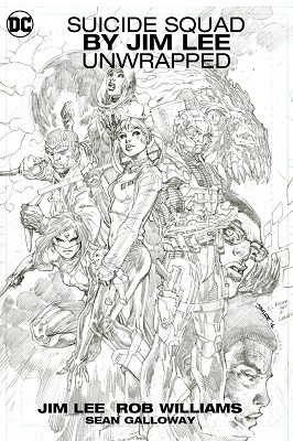 Suicide Squad by Jim Lee: Unwrapped HC