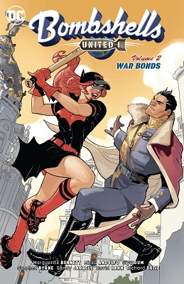 Bombshells United Volume 2: War Bonds TP
