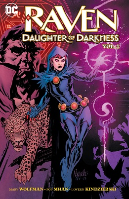 Raven: Daughter of Darkness Volume 1 TP