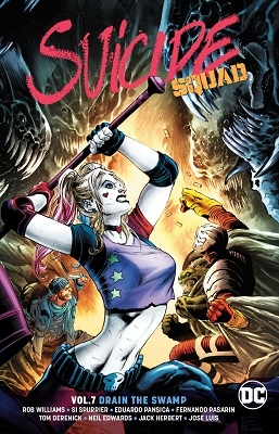 Suicide Squad Volume 7: Drain the Swamp TP (Rebirth)