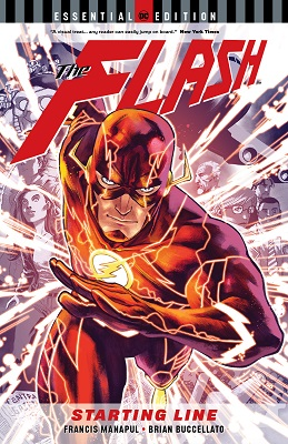 Flash: Starting Line TP (Essentials Edition)