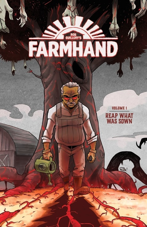 Farmhand Voume 1: Reap What Was Sown TP