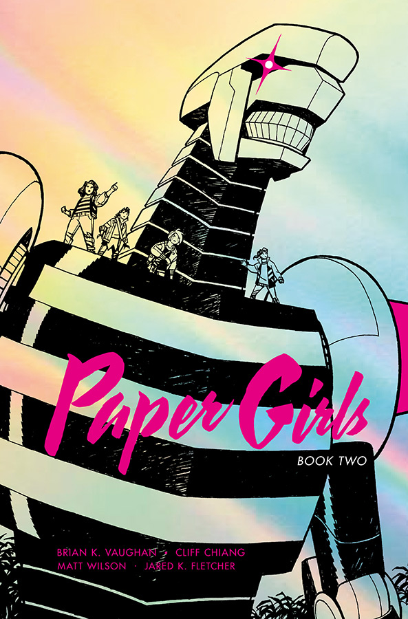Paper Girls: Deluxe Edition Volume 2 HC
