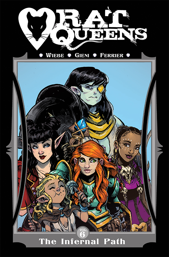 Rat Queens: Volume 6: Infernal Path TP (MR)