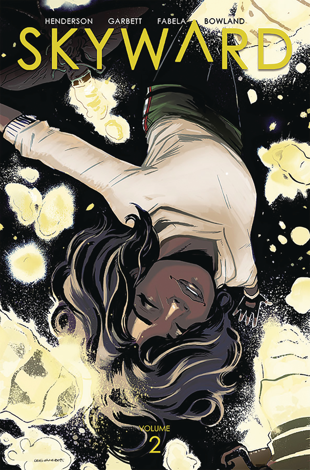 Skyward Volume 2: Here There be Dragonflies TP