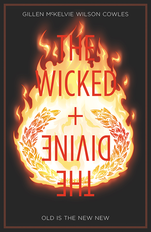The Wicked and The Divine: Volume 8: Old is the New New TP (MR)