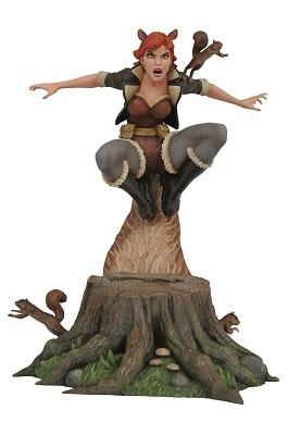 Marvel Gallery: Squirrel Girl: Comic PVC Figure