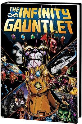 Infinity Gauntlet Deluxe TP