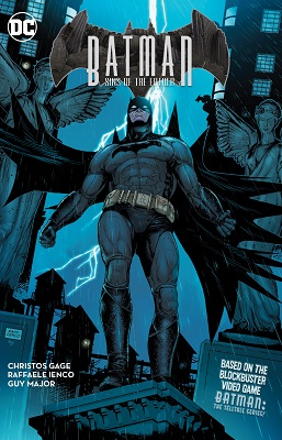 Batman: Sins of the Father TP