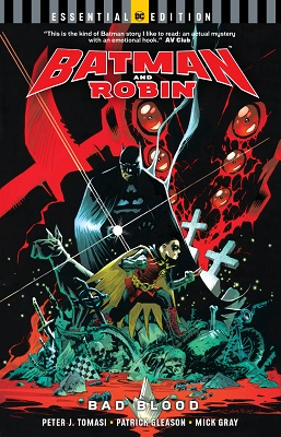 Batman and Robin: Essentials Edition: Bad Blood TP