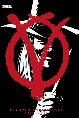 V For Vendetta: 30th Anniversary Edition HC (MR)