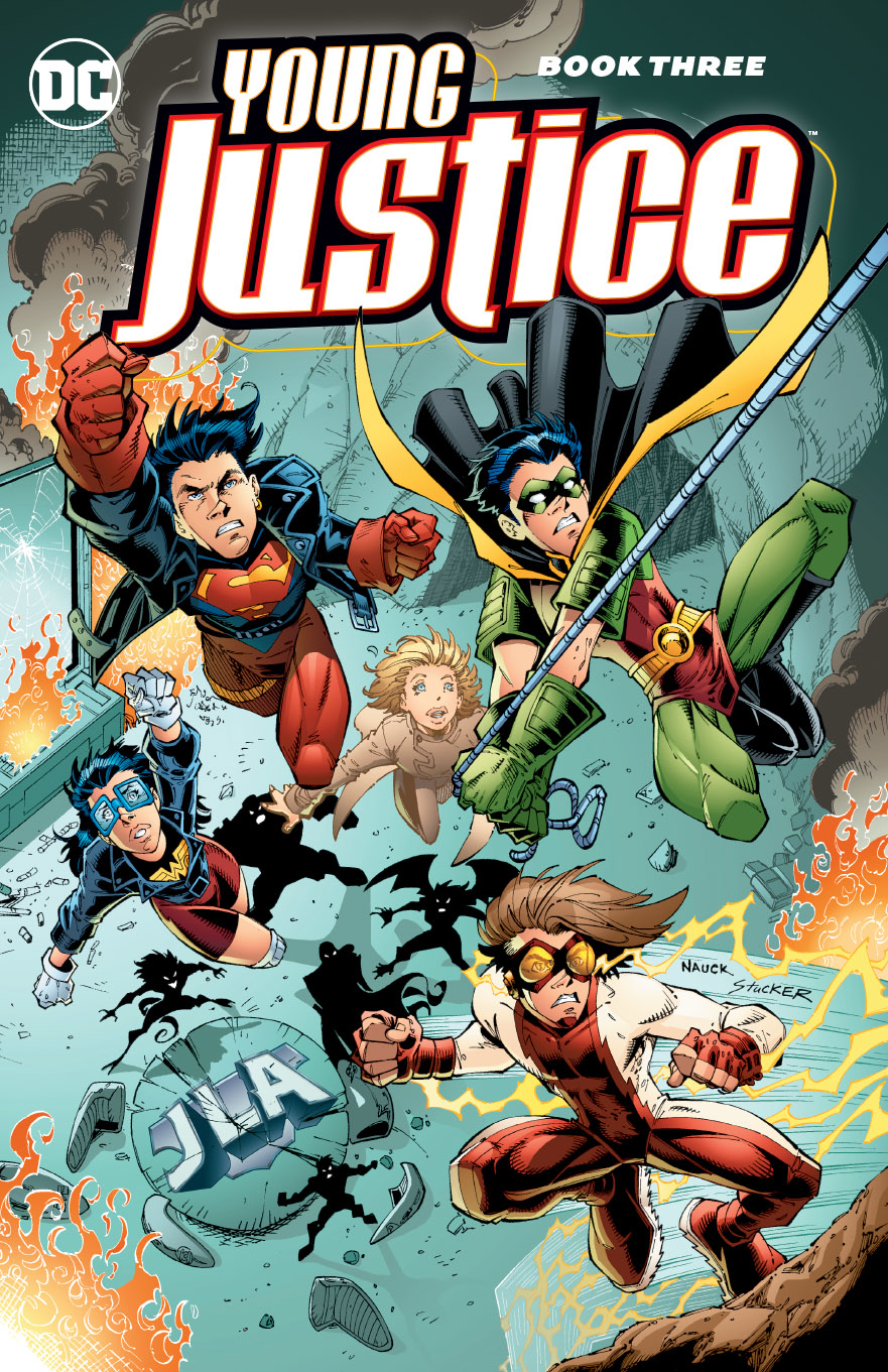 Young Justice: Volume 3 TP