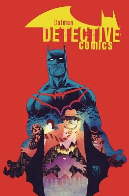 Batman: Detective Comics Deluxe Edition HC