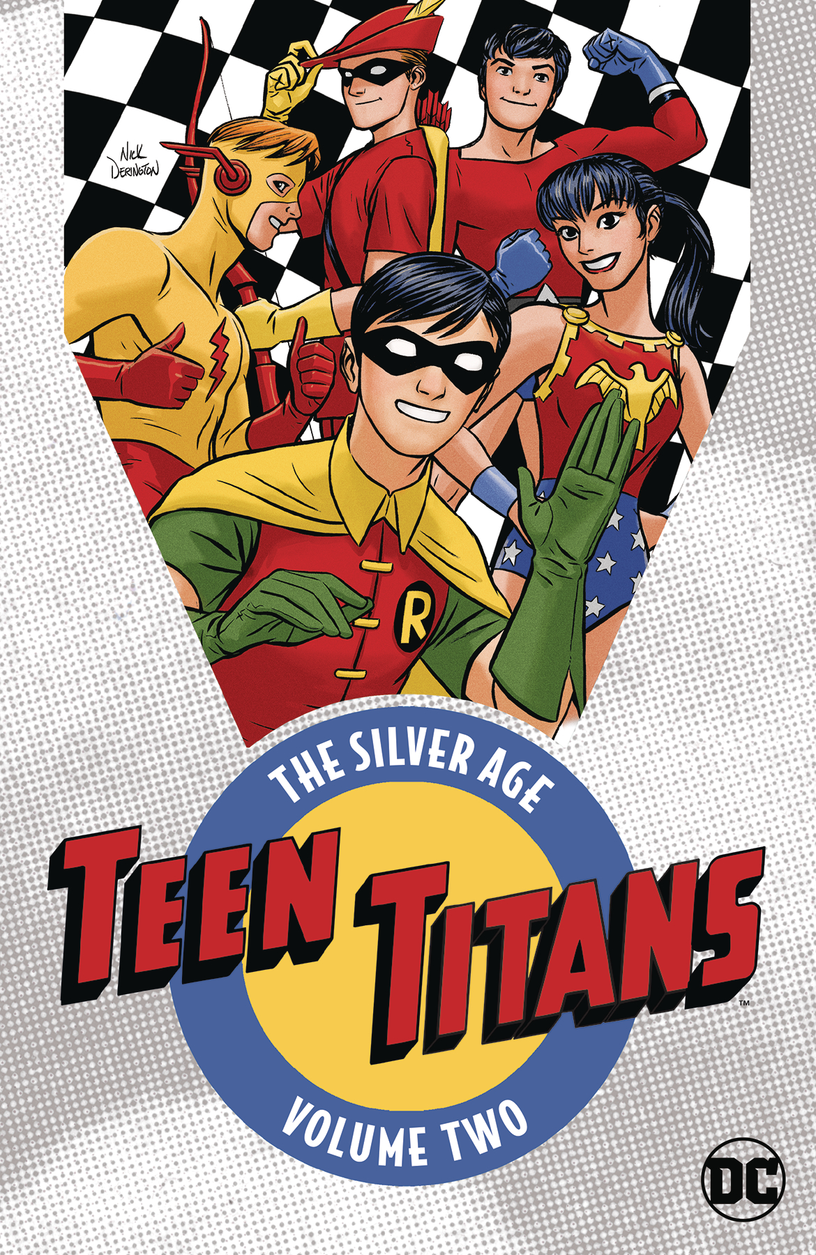 Teen Titans: The Silver Age: Volume 2 TP