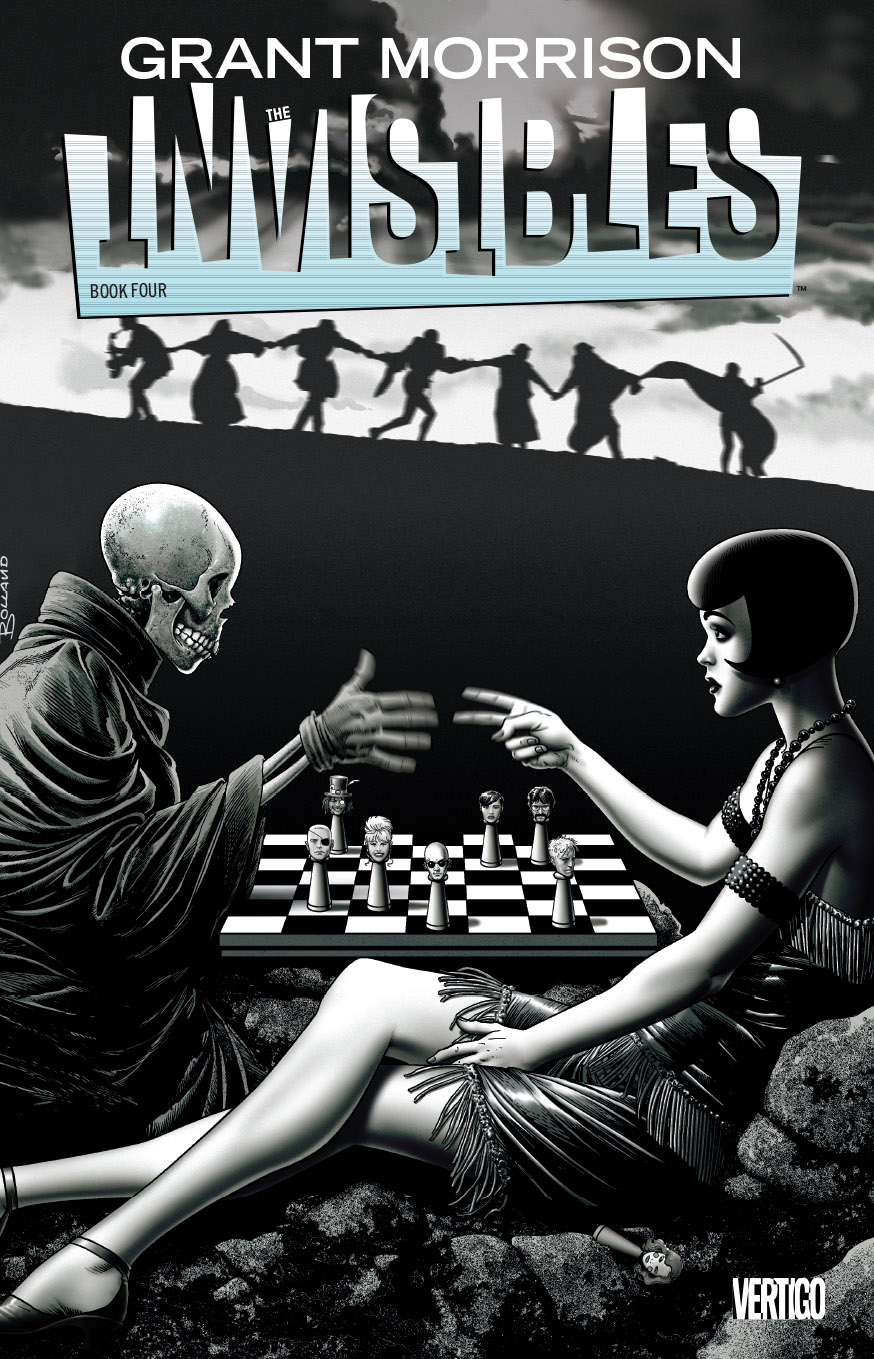 Invisibles: Volume 4 TP (MR)