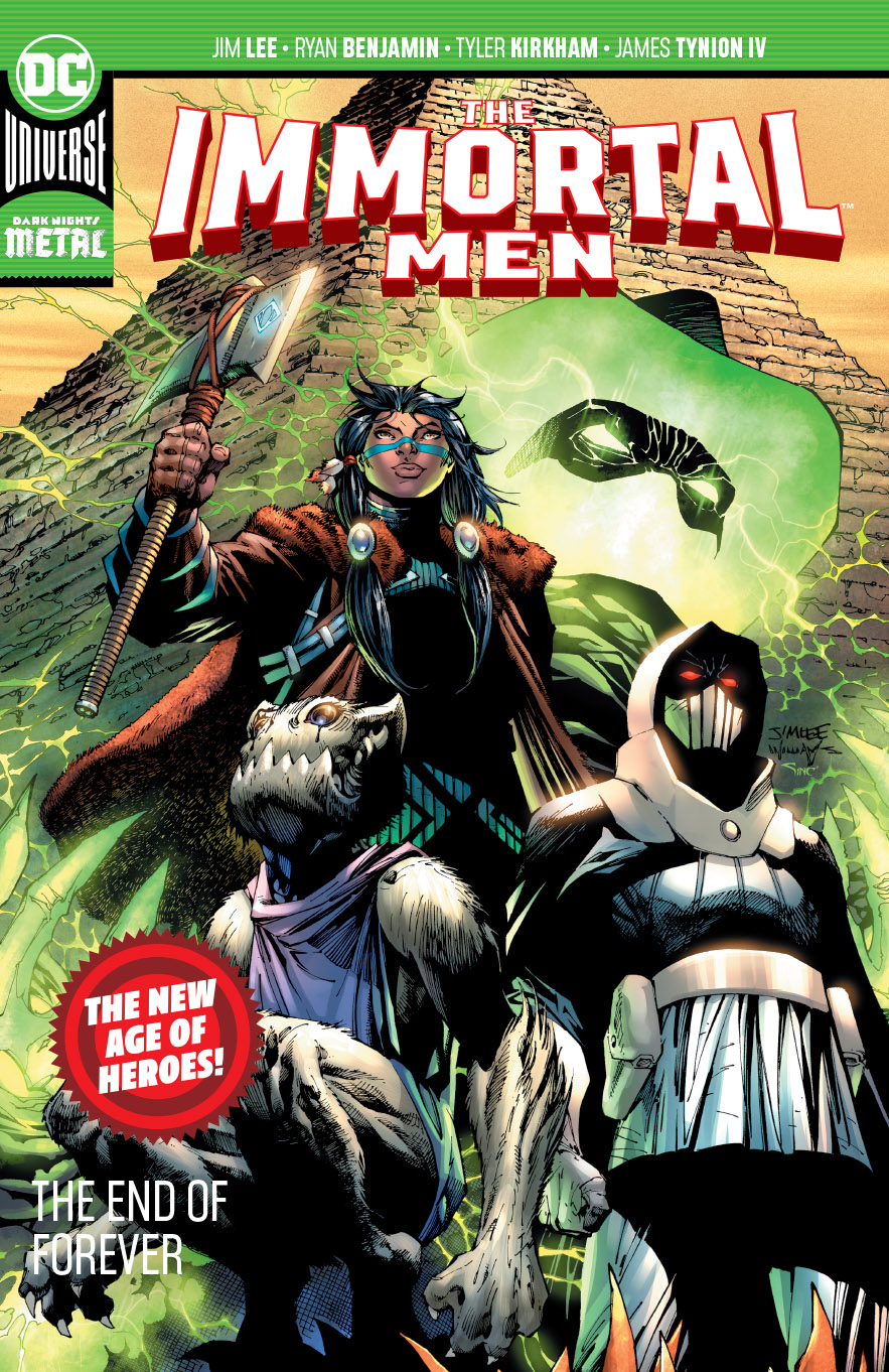 Immortal Men TP