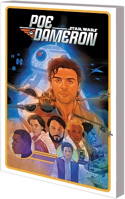 Poe Dameron: Volume 5: Spark Fire TP