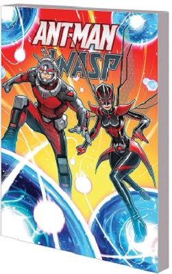 Ant-Man and the Wasp: Lost and Found TP