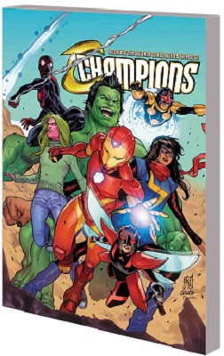 Champions Volume 4: Northern Lights TP