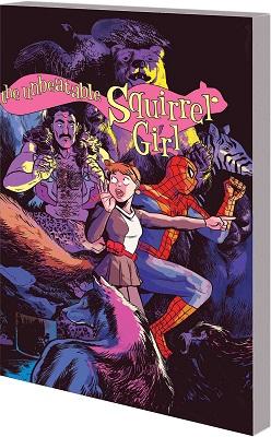 Unbeatable Squirrel Girl: Volume 9: Fall Like Domin TP